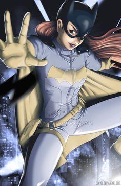 Batgirl by ccayco on DeviantArt Batgirl And Robin, Dc Batgirl, Batman And Catwoman, I Am Batman, Batwoman, Nightwing, Bob Kane, Dc Heroes, Comic Book Heroes