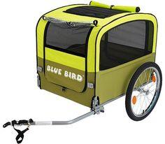 Blue Bird Bicycle- Dog Cart 20\