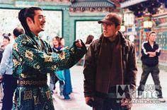 Takeshi & Zhang Yimou