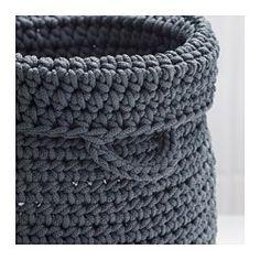 NORDRANA Panier, 2 pièces, gris - - - IKEA