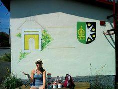 Nyklovice, bus station 2