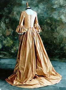 Rossetti Costumes & Bridal Gowns - 18th And 19th Century Style Bridal Gowns