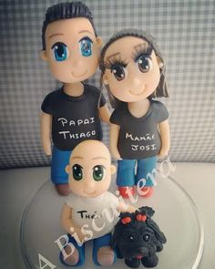 #biscuit #porcelanafria #polimerclay #massaflexivel #massaflexible #topodenoivos #topodebolo #topofamilia #abiscuitera #noivas2017 #noivinhos #noivasrj #casamento #family #familia