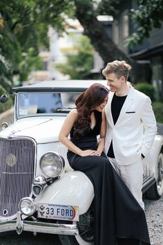 Photography by Chestknots Studio Styling by Lifestyle by Feliz Hair and Make up by Shin Chua Fashion Studio, Engagements, The Past, Ford, Anniversary, Memories, Weddings, Create, Hair