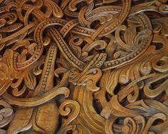 Intricate Wood Carving by PeacefulSeraph on DeviantArt