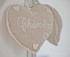 """Herzanhänger """"Chambre"""" HoneyHome"""