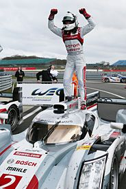 Newly crowned World Endurance champion Allan McNish has announced his retirement from front-line racing. RACER.com