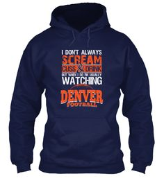 Denver Football Fanatic - Reissue