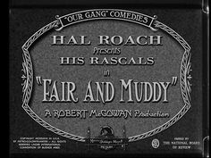silent movie title cards