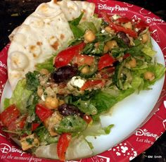 NEW Quinoa Salad in Disney's Animal Kingdom!