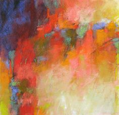 Contemporary Abstract Pastels available through Milward Farrell Gallery Madison, Wisconsin