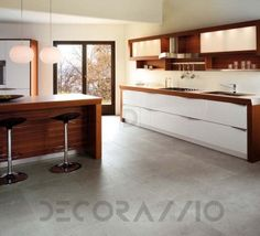 #kitchen #design #interior #furniture #furnishings #interiordesign комплект в кухню Snaidero Icons, Time_TW