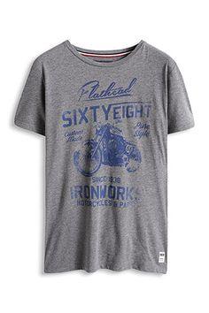 www.davidemartini.ink for Esprit / Jersey T-Shirt mit verschiedenen Prints