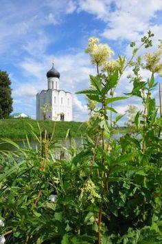 Bogolyubovo, Russia: Храм Покрова на Нерли