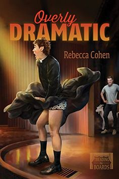 Diverse Reader: Series Recap Tour: Overly Dramatic by Rebecca Cohe. Book 1, My Books, Literature, Fiction, Romance, Author, Tours, Book Reviews, Book Covers