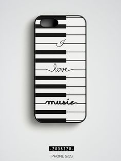 Piano iPhone 6 Case iPhone 6S Case iPhone 6 Plus Case by zoobizu