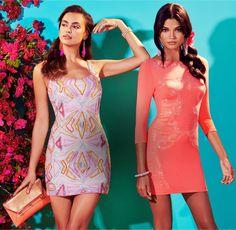 Spring dresses at bebe