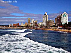 The Golden Mile, Durban