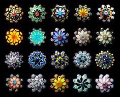 Mandalas from Spain