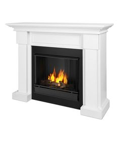 42'' LED Fire & Ice Electric Fireplace   Electric fireplaces ...