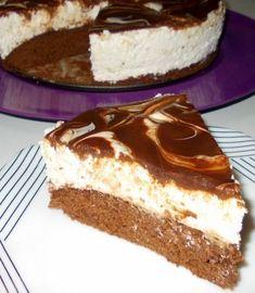 Uma deliciosa sobremesa ! - Receita Sobremesa : Delícia de natas e chocolate de Ratolinha