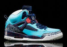 "Jordan Spiz'ike ""Turquoise Blue"" - Release Date - SneakerNews.com"