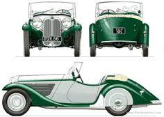 1934 BMW 315 Roadster