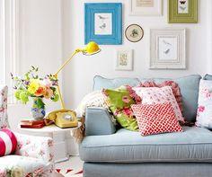 Rengarenk dekore ettiğiniz salonunuzun enerjisi size de yansısın! :) #rengarenk #colorful #dekor #decorationhome #palmcitymersinavm