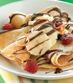 47 mejores im genes de crepas comida recetas dulces y for Platillos franceses faciles
