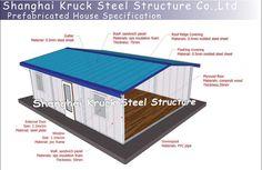 Casas prefabricadas.....variados modelos External Doors, Prefabricated Houses, Steel Sheet, Wood Steel, En Stock, Steel Structure, Plywood, Insulation, Flooring