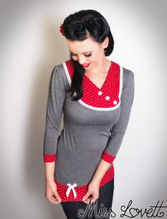 MISS LOVETT - Handmade Rockabilly Clothing - SOPHIE_01