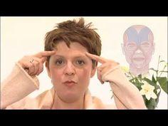 массаж лица от морщин - YouTube