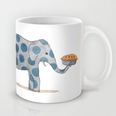 Mugs by Marc Johns on Society6