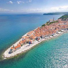 Piran Peninsula, Slovenia