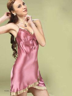 Silk SleepShirt - Women s Sleepwear Sleepwear Women c8f614740