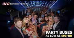 Homecoming is here! Reserve your Party Bus or Hummer Limo today for as low as $99/hour. Call us at (714) 252-7008
