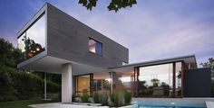 Modern Landscaping - Rees Roberts + Partners