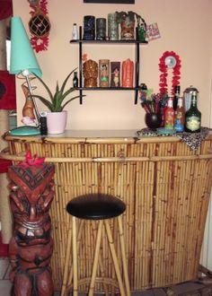 The Tiki bar, just the way i like it!