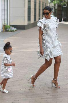 DIY Ruffle Dress – Beaute' J'adore