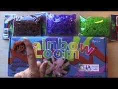 RAINBOW LOOM GIVEAWAY #1