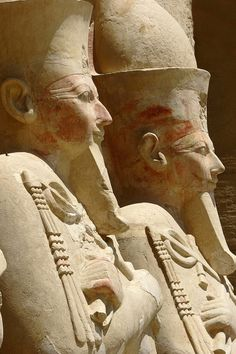 Temple_of_Hatshepsut**♥ Stunning, classic jewelry: www.bluedivadesigns.wordpress.com #bluedivagal
