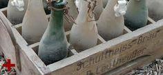 alte glasflaschen - Google-Suche