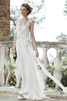 Alberta Ferretti Bridal Forever 2016 Wedding Dress