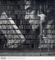 El alma, el corazón, el carácter, se forman a través de lo que lees…