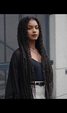 Twist Braid Hairstyles, Braided Hairstyles For Black Women, Braids For Black Hair, Afro Hairstyles, Summer Hairstyles, Straight Hairstyles, Black Hairstyles, Hairstyles Videos, Hairstyles 2016