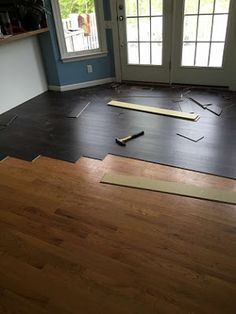Final Lowe S Install Update Of Our Smartcore Flooring