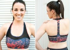We tested the top high-impact sports bras on the market for support. Here's how they rated.