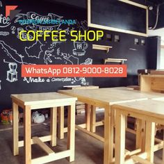 Furniture Cafe, Jati Belanda