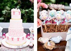 Studio Decor Eventos: Festa dos passarinhos!