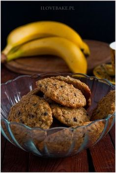 Oat Cookies, Easy Eat, Muffin, Good Food, Cupcakes, Breakfast, Desserts, Recipes, Diet